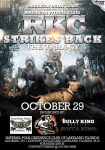 Florida Remy Kennel Club conformation event