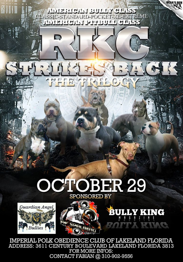 Florida Remy Kennel Club conformation event