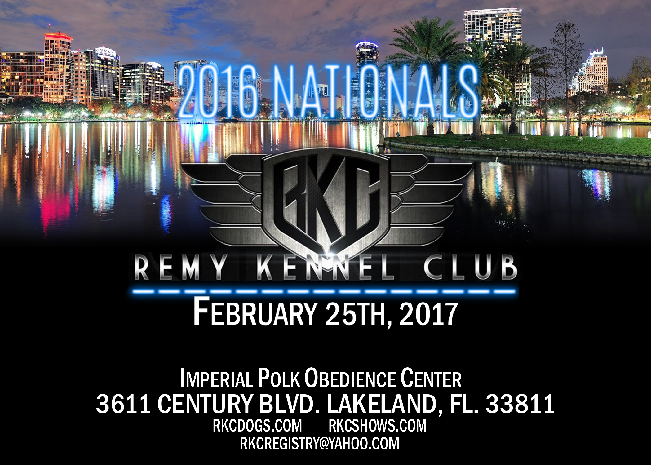 Remy Kennel Club Nationals 2016